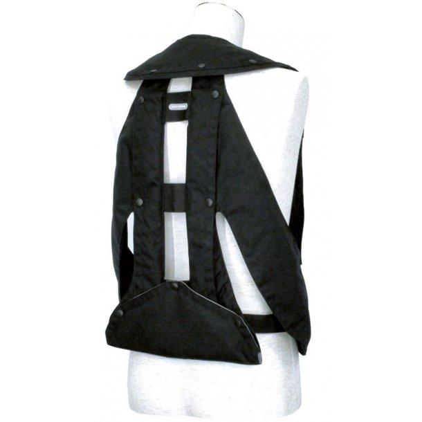 Hit-air, kort model, airbag til større voksne